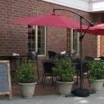 Tavern bar patio