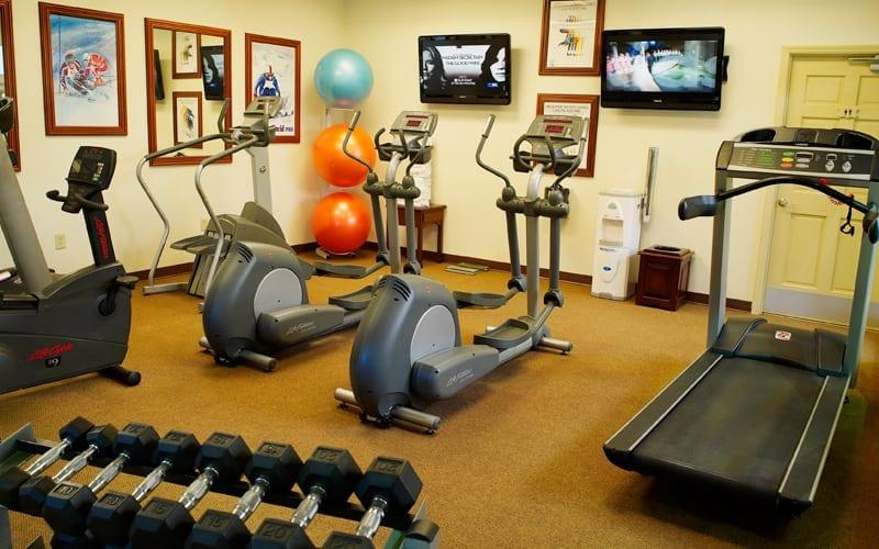hotel-aminites-fitness-centers