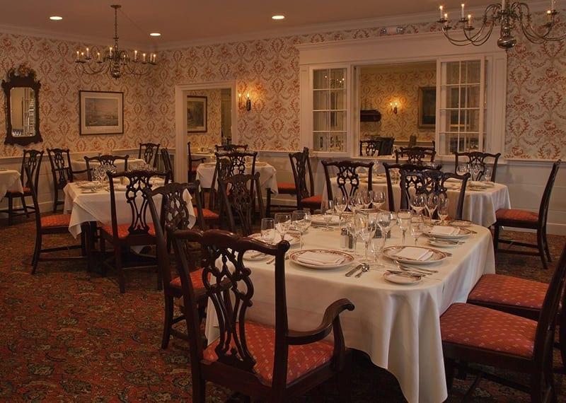 The Desmond Restaurant In Albany Ny